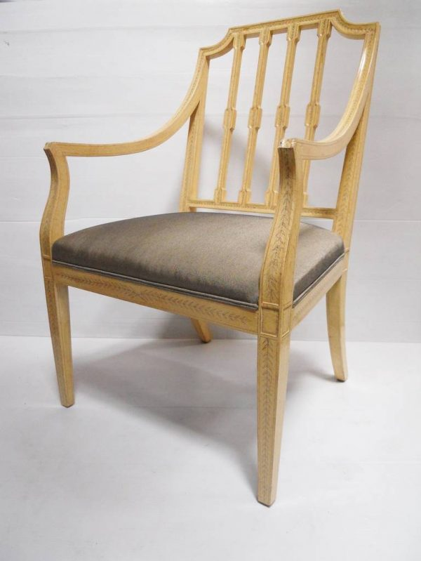 Creative Astonishing Set Of Four Rose Tarlow Chairs For Sale At 1stdibs Medium