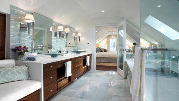 Creative Attic Bathroom Ideas Candice Olson Designs Bathrooms Medium