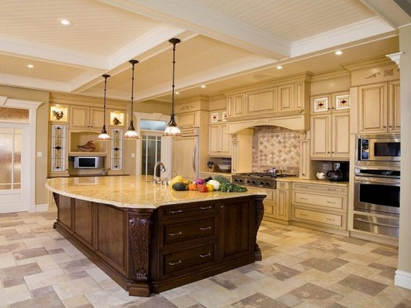 Creative Beautiful Kitchen Islands Luxury Kitchen Design Ideas Medium
