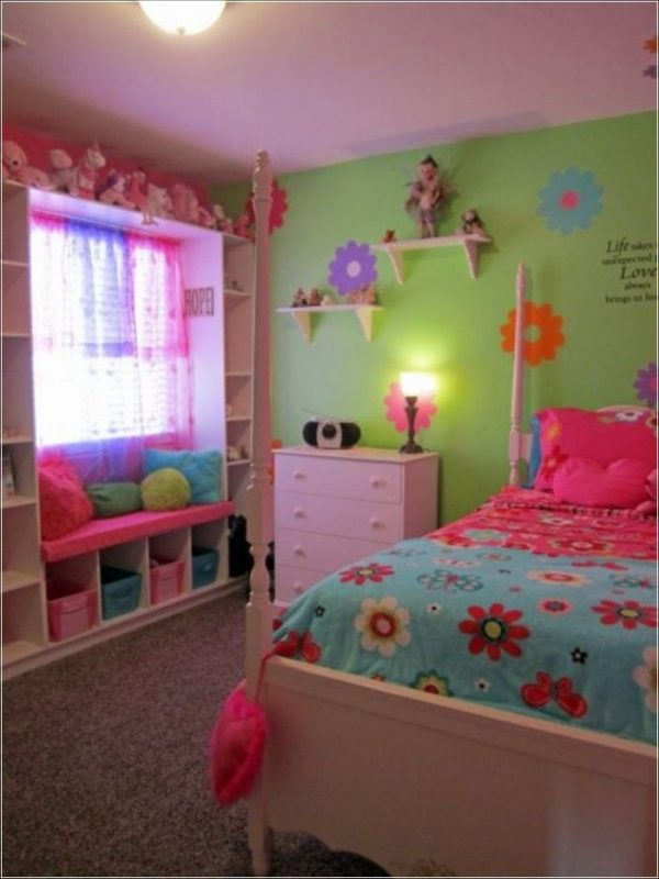 Creative Bedroom Amusing Girl Room Decorating Ideas Room Ideas For Medium
