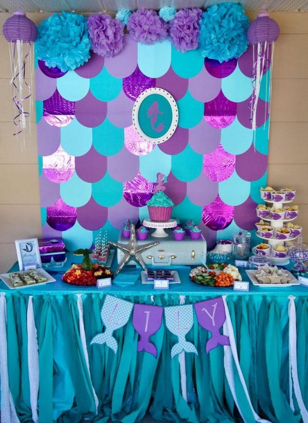 Creative Best 20  Ariel Party Food Ideas On Mermaid Medium