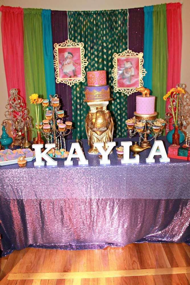 creative bollywood birthday party ideasdessert tables birthdays