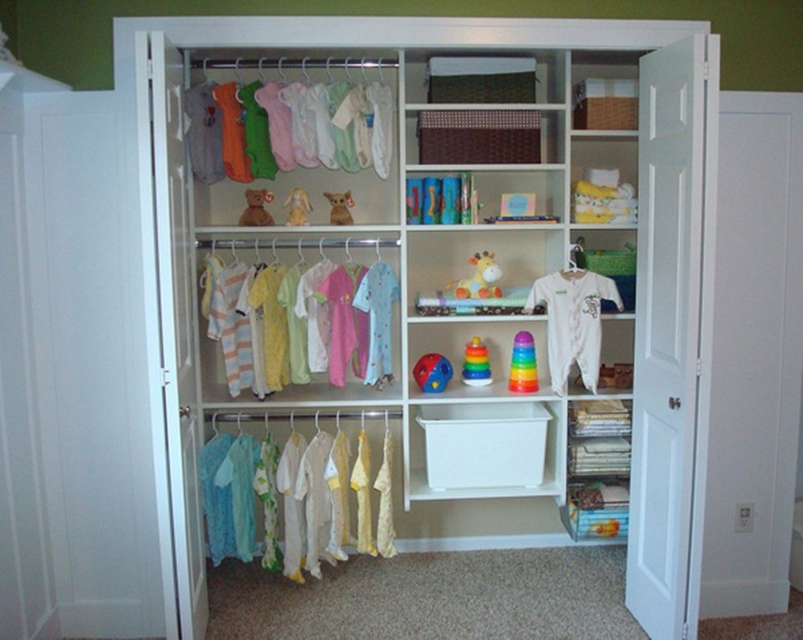 creative clothes storage ideas to manage your closet and bedroom