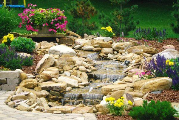 Creative Curbside Landscape Ideas  Bistrodre Porch And Landscape Ideas Medium