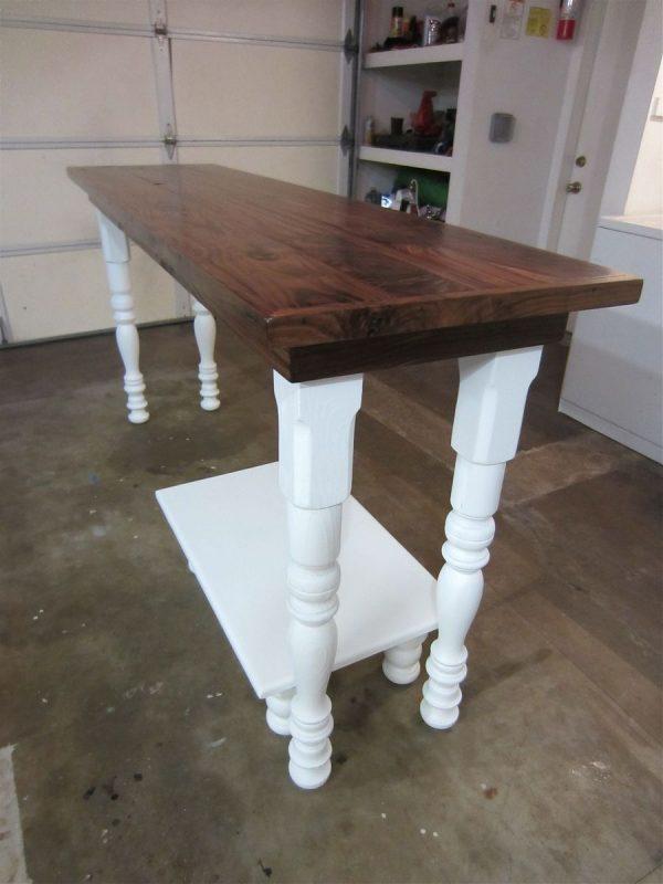 Creative Custom Farm House Laundry Folding Table By Thecarpenterant Medium