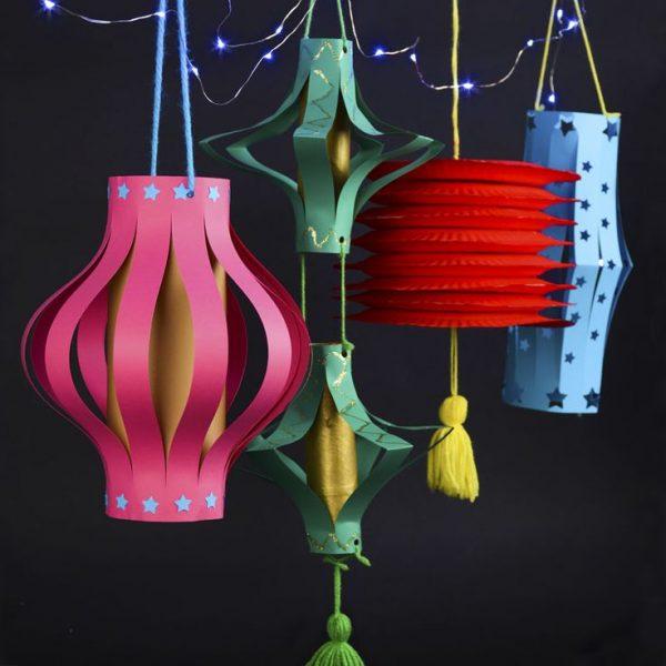 Creative Diy Lanternsguide Patterns Medium