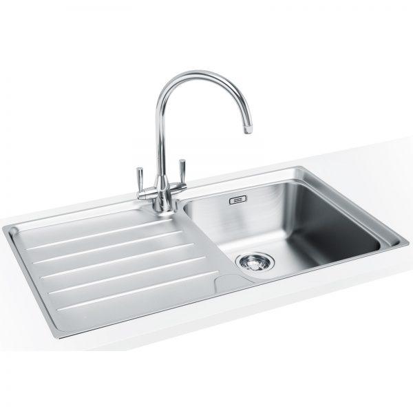 Creative Franke Laser Lsx 611 10 Bowl Stainless Steel Kitchen Medium