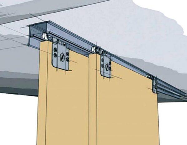 Creative Hafele Sliding Doors   Barn Door Hardware Medium