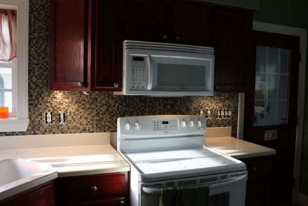Creative Home Depot Tile Backsplash Installation Costtile Design Medium