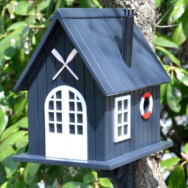 Creative Interior Eclectic Birdhouse Design Ideas Wowing You With Medium