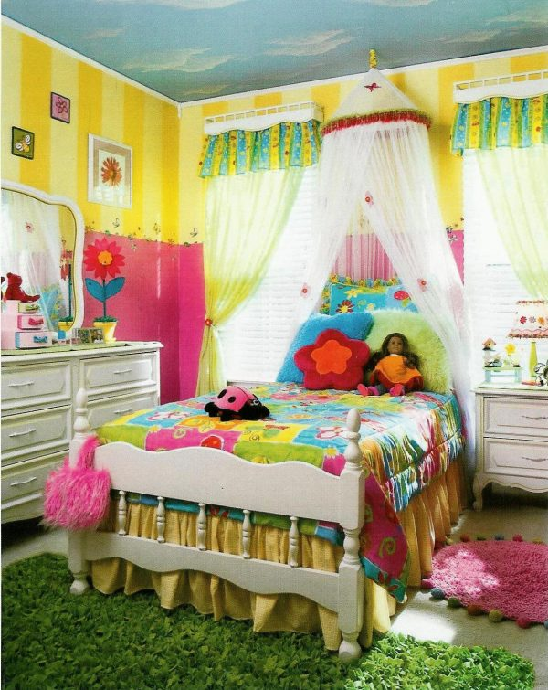 Creative Kids Rooms Decorations 2017 Grasscloth Wallpaper Medium