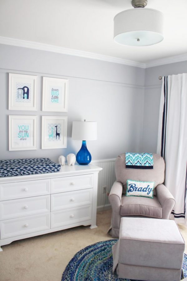 Creative Little Boy Blue Nursery Project Nursery Medium