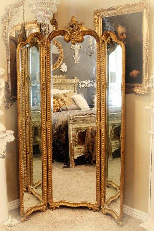 Creative Mirrors Inspiring 3 Way Mirror Full Length 3waymirror Medium