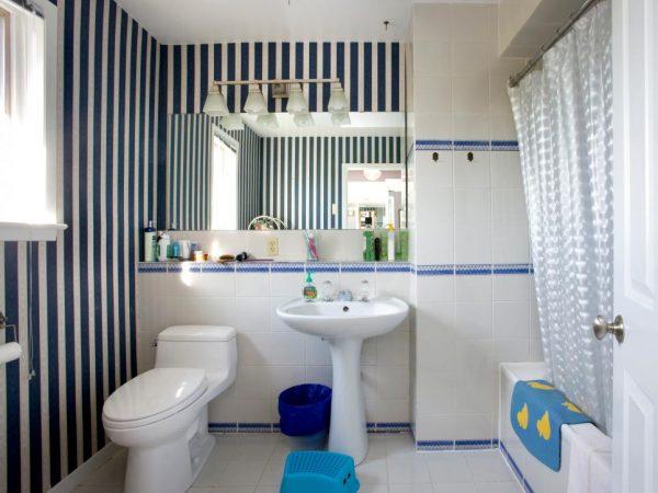 Creative Newest Bathroom Makeovers By Candice Olsonhgtv Medium