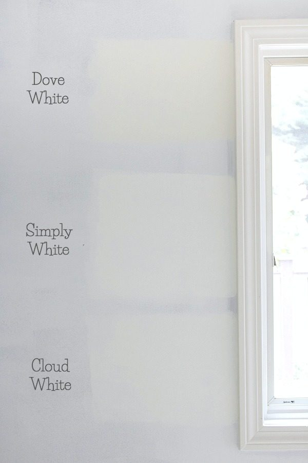 Creative One Room Challenge Week 3 A New Favorite White Paint Medium