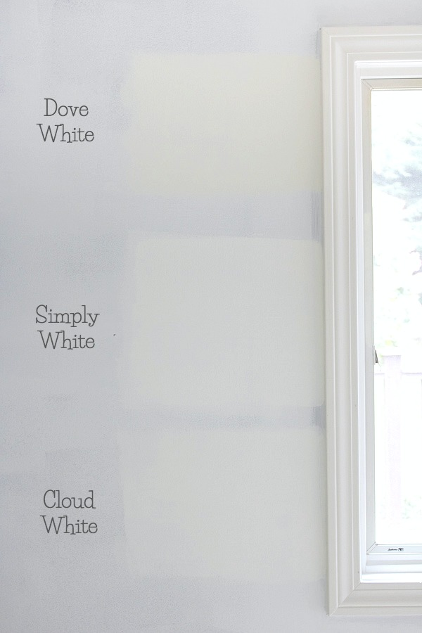 creative one room challenge week 3 a new favorite white paint