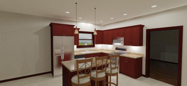 Creative Recessed Lighting Layout Kitchenlighting Ideas Medium