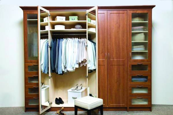 Creative Standing Closet Organizershome Decor Medium