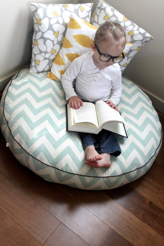 Creative The Reader Giant Floor Cushion Chevy Lagoona By Sydandstitch Medium