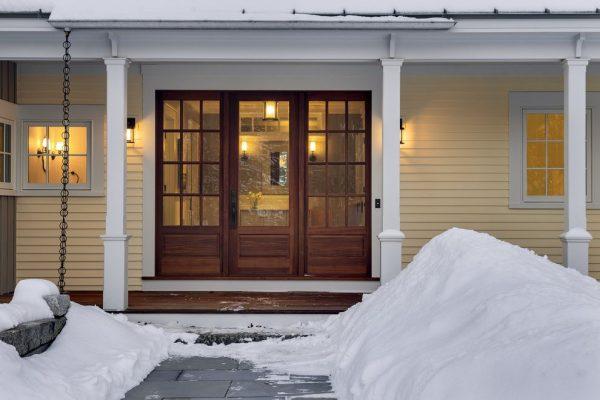 Creative Www Andersenwindows Com With Traditional Porch And Cedar Medium