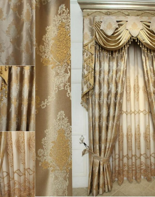 Elegant Shower Curtains With Valancecurtain Menzilperdenet Medium