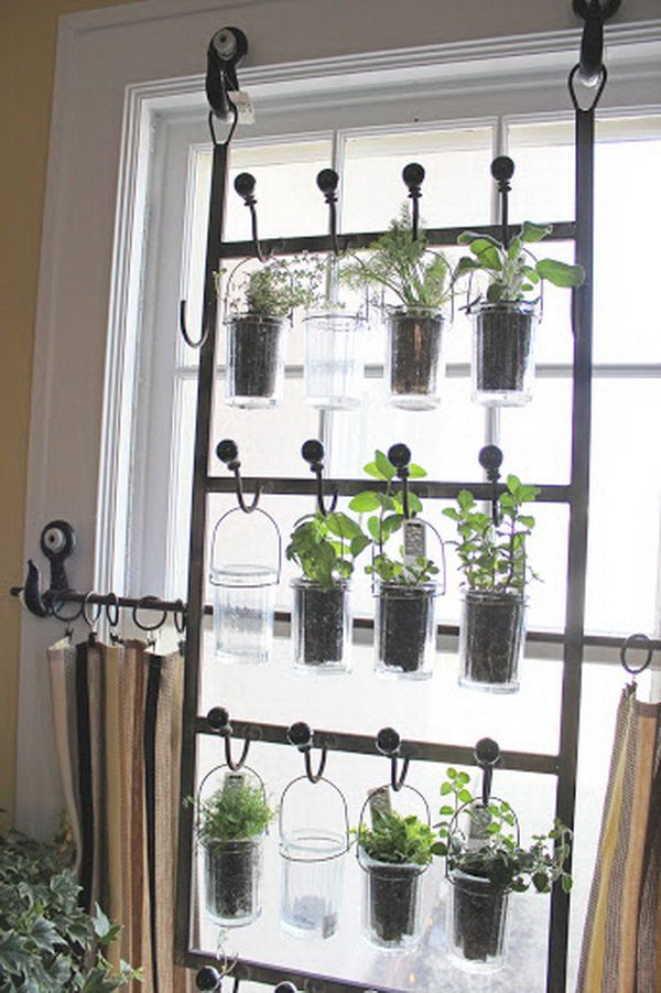 Example Of A 25 Cool Diy Indoor Herb Garden Ideas Hative Medium