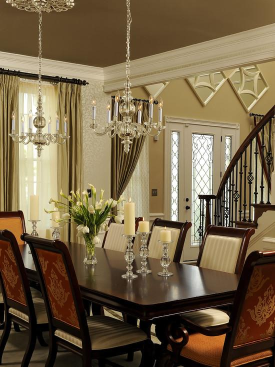 Example of a 25 Elegant Dining Table Centerpiece Ideas