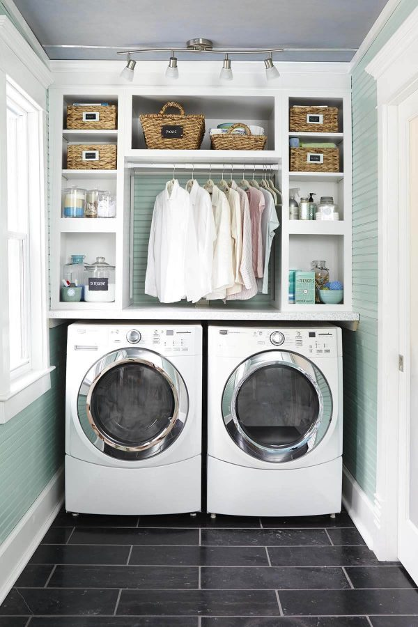 Example Of A 28 Best Small Laundry Room Design Ideas For 2019 Medium