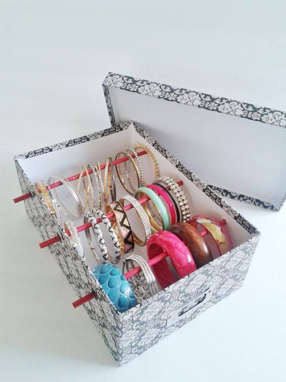 Example Of A 43 Marvelous Diy Jewelry Storage Ideas To Keep Your Medium