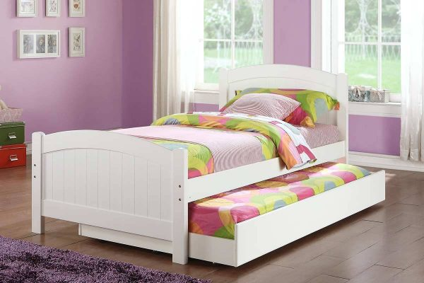 Example Of A Bedroomtrundle Bed Design Samples For Kids Bedroom Medium