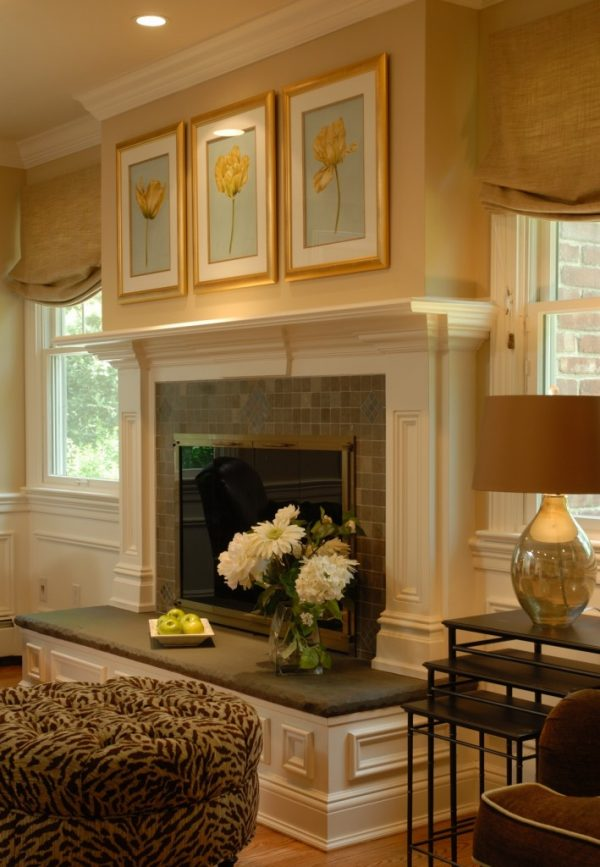 Example Of A Cbid Home Decor And Design Exploring Wall Color The Medium