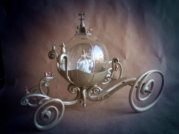 Example Of A Cinderella Snowglobe Designed By Jody Dailydesigned By Medium