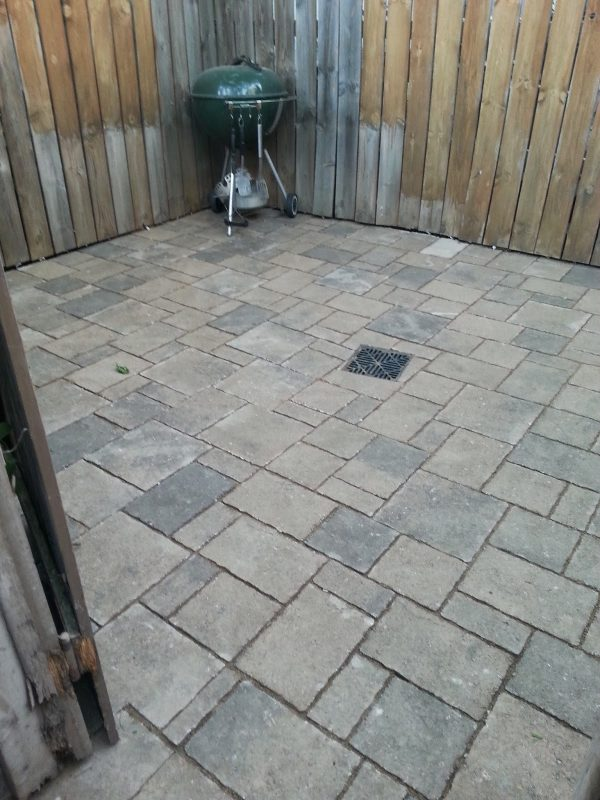 Example Of A Custom Stoneworks   Design Inc South Durham Street Patio Medium