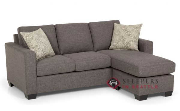 Example Of A Customize And Personalize 702 Chaise Sectional Fabric Sofa Medium