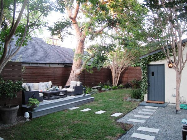 Example Of A Debra Prinzing Articles Budget Backyard Makeover Medium