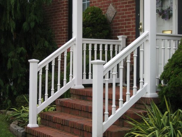 Example Of A Diy Porch Railing Ideas  Bistrodre Porch And Landscape Ideas Medium