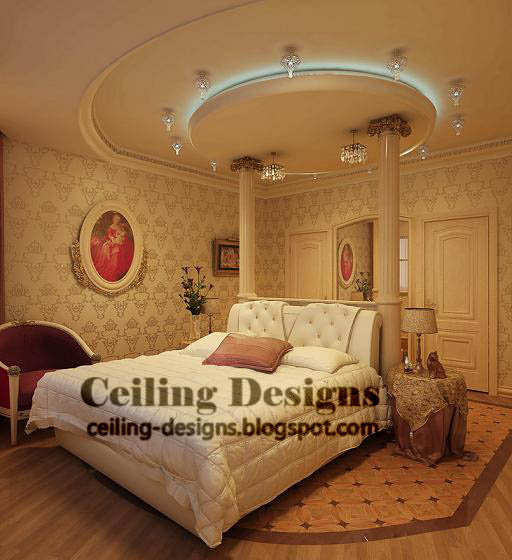 Example Of A False Ceiling Designs For Bedrooms  Collection Medium