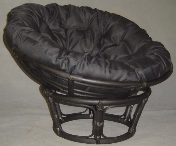 Example Of A Folding Papasan Chair For Home  Cookwithalocal Home And Medium