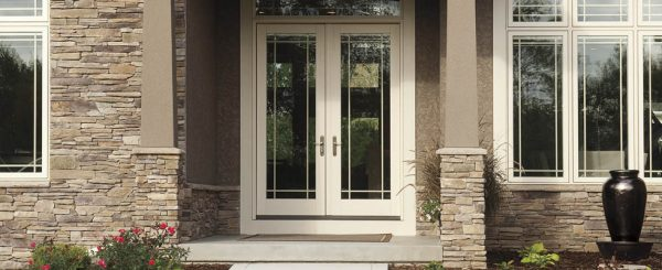 Example Of A Hinged Pella Patio Doors All About House Design Medium