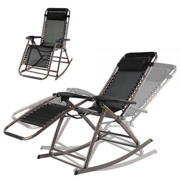 Example Of A Infinity Zero Gravity Rocking Chair Outdoor Lounge Patio Medium