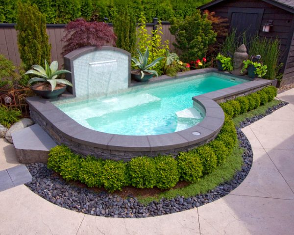 Example Of A Intexabovegroundpoolpooleclecticwithalkapool Medium