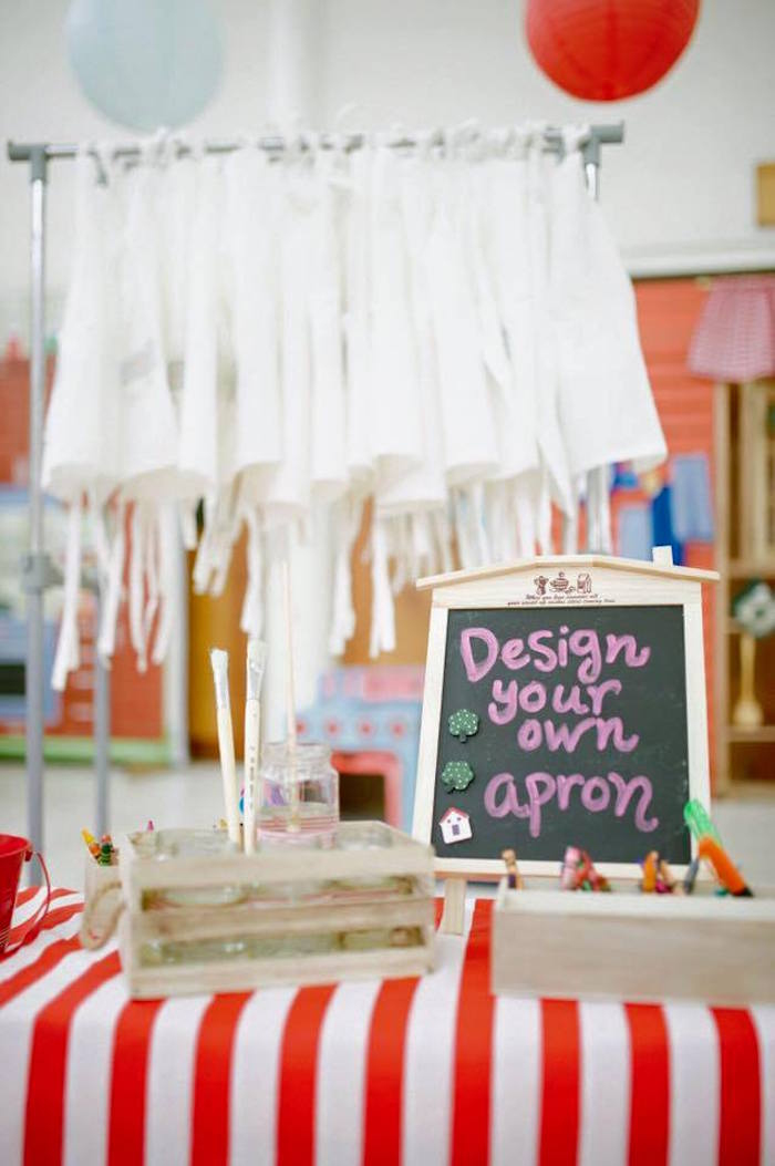 example of a karas party ideas little chef birthday partykaras