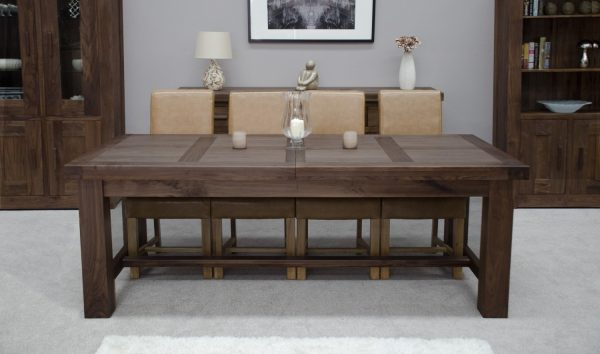 Example Of A Kendo Solid Walnut Dining Room Furniture Extra Large Medium