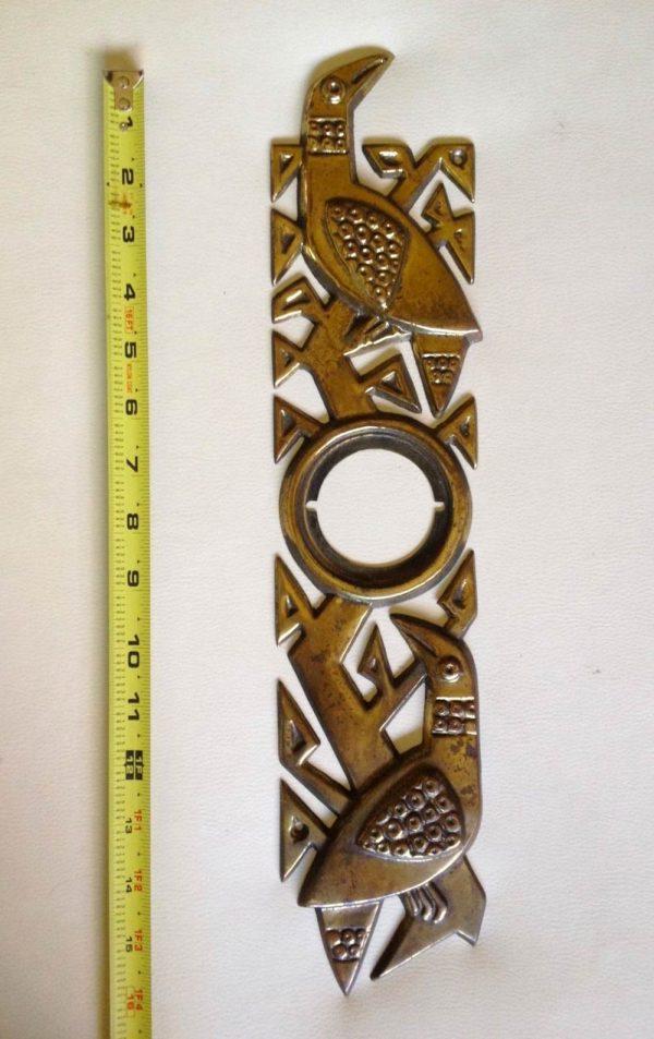 Example Of A Mid Century Modern Front Door Knob Medium