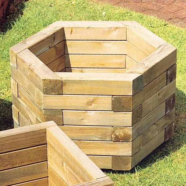 Example Of A Planters Marvellous Large Wooden Planters Large Wooden Medium