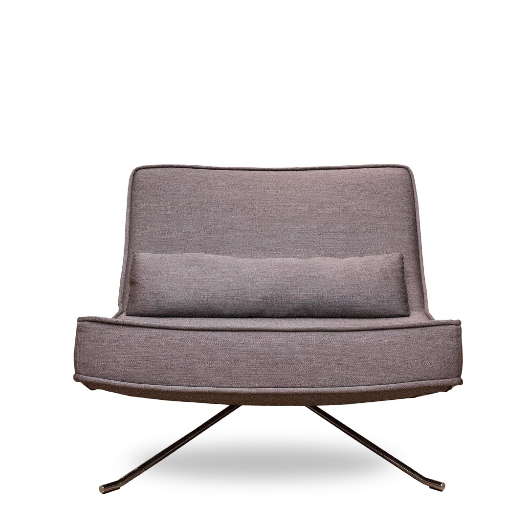 example of a pop fireside swivel armless chairligne roset decor nyc