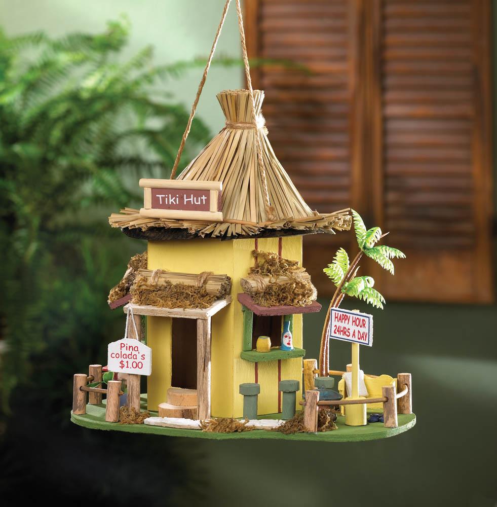 example of a wholesale tiki hut birdhouse buy wholesale birdhouses