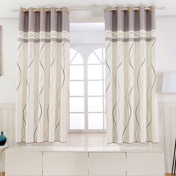 Explore 1 Panel Short Curtains Window Decoration Modern Kitchen Medium