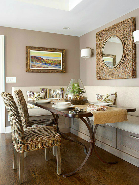 Explore 10 Tips For Small Dining Rooms 28 Pics Decoholic Medium