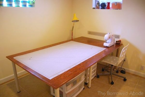 Explore 15 Perfect Diy Tables For Your Sewing Room Sew Guide Medium